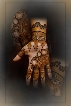 Khafif Mehndi Design, Rose Mehndi Designs, Full Hand Mehndi Designs, Henna Art Designs, Modern Mehndi Designs, Mehndi Designs For Beginners, Mehndi Designs For Girls, Mehndi Design Photos, Wedding Mehndi Designs
