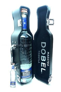 Maestro Dobel Tequila Carry Case