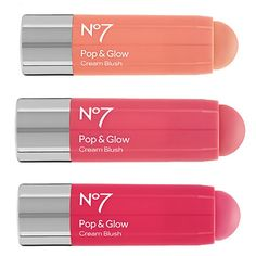 Boots No7 Pop and Glow Blush for Summer 2015