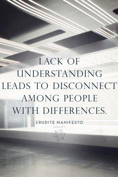 Can information bring people together? #EruditeManifesto | Insurgent