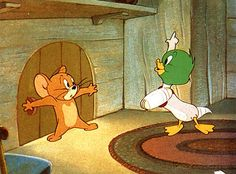 """The Duck Doctor"" Tom and Jerry and Little Quacker"