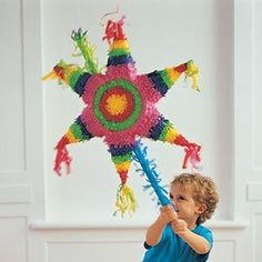 Activity- Fiesta! Children will make a pinata and use maracas and celebrate mexican culture