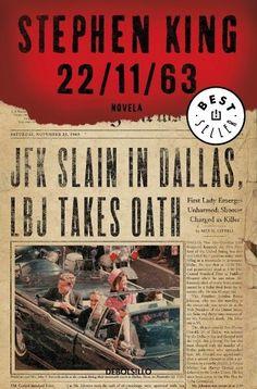 22/11/63, Stephen King - Comprar libro en Fnac.es