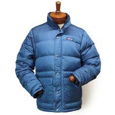 Patagonia Men's Slingshot Down Jacket 600Fill パタゴニア ダウンジャケット アウトドアジャケット [025]