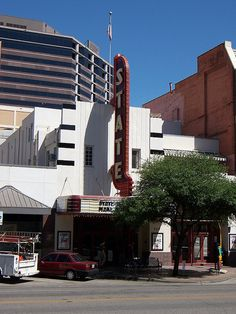 Austin, TX 'State Theater'