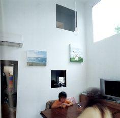 Plum Grove House, SANAA, 'ground floor dining room' Ryue Nishizawa, Japanese Architecture, Bedroom Sets, Makeup Trends, Ground Floor, House Design, Flooring, Detail, Interior