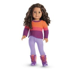 Warm Winter Outfit for Dolls | clothingtm | American Girl
