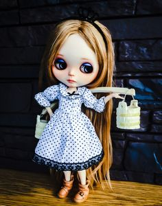 Reserved for Mr. Choy Custom Blythe doll