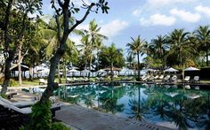 If you stay in one of the most sophisticated luxury beach hotel in Bali Jimbaran, you can earn the club benefits. Club InterContinental to redefine the luxury and hospitality. Jimbaran Bali, Bali Resort, Beach Hotels, Private Pool, Resorts, Trip Advisor, Dolores Park, Places, Outdoor Decor