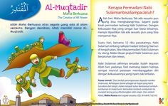 Kisah Asma'ul Husna Al-Muqtadir