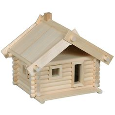 "Constructor for children, Wooden constructor ""The Mansion"""""