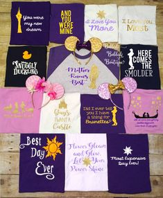 Tangled Family Shirts Disney Shirt, Tank Baseball Tee Disney Womens Mens Boys Girls Youth Rapunzel Flynn Flower Gleam and Glow Love You Disney Rapunzel, Disney Diy, Disney Crafts, Disney Love, Anna Disney, Rapunzel And Flynn, Disney Ideas, Walt Disney, Disney World Shirts