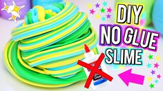 How To Make Slime with Color Changing Pens! How To Make Slime without Borax by Bum Bum Surprise Toys Easy Fluffy Slime Recipe, Fluffy Slime Ingredients, Diy Fluffy Slime, Making Fluffy Slime, Fluffy Slime Without Borax, Fluffy Slime Without Glue, Slime Craft, Diy Slime, Glue Slime