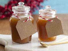 Salted Caramel Sauce recipe from Kelsey's Essentials via Food Network