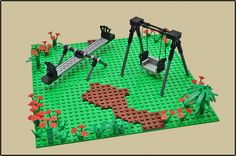 Cool Lego playground by Gilcelio Chagas