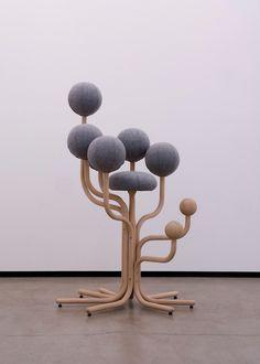 High concept Norwegian: Globe Garden chair - Peter Opsvik, 2014 (relaunch of older design)