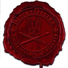 BlickeDeeler Logo Seal Based On The Seal Of Hamburg Hanse