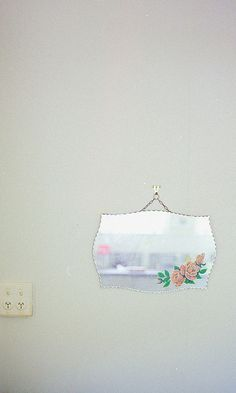 Kaeo Beach House Mirror by ondressingup, via Flickr