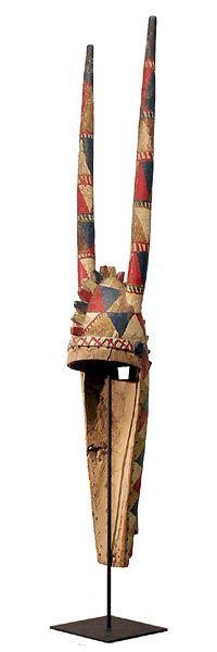 Bobo Molo Mask 2, Burkina Faso
