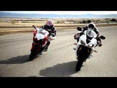 Triumph Daytona 675R vs Ducati 848 EVO Corse SE - On Two Wheels Episode 7