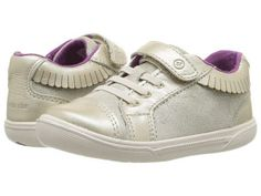 Stride Rite - Perri (Infant/Toddler) (Champagne) Girl's Shoes