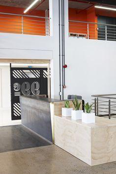 Офис 99c: дизайн повышает производительность :: Архилента