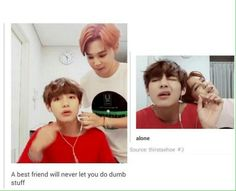 Bts tumblr Friendship goals
