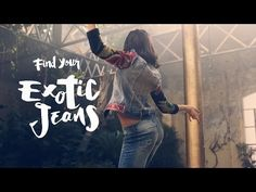 #MaurizioCACCIATORE shared a #video: @Desigual is #ExoticJeans. | This is #Sharendipity, is #LaDilgenzaDelSapere / #LDDS: #DESIGUAL is #Exotic #Jeans.
