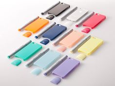 【Simplism】iPhone用 抗菌クリスタルカバーセット [Crystal Cover Set for iPhone 5s] | トリニティ株式会社