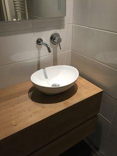 Inbouw badkamer kraan. 3 standen, hand douche, regen douche, bad ...