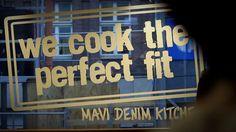 Mavi Denim Kitchen - Düsseldorf. Video by mavi.