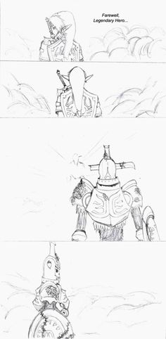 The story of hero's spirit part 3