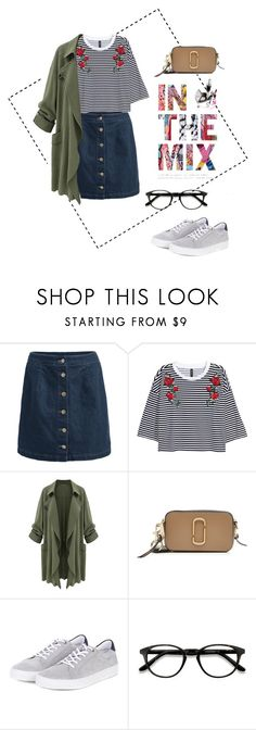 """""""🌻"""" by deichaac on Polyvore featuring Marc Jacobs, Barbour and EyeBuyDirect.com"""