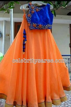 06e37f22a2 Designer Long Skirts and Crop Tops by Ashwini Reddy | Lehenga ...
