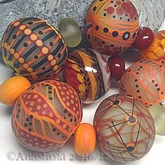 November 28th to December 4th gallery... - Lampwork Etc.