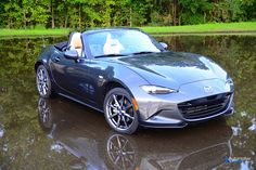 2016 Mazda MX-5 Miata Grand Touring Review & Test Drive http://www.automotiveaddicts.com/57243/2016-mazda-mx-5-miata-grand-touring-review-test-drive
