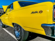 Malibu Hot Rod