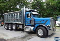 Big Rig Trucks, Tow Truck, Semi Trucks, Lifted Trucks, Cool Trucks, Peterbilt Dump Trucks, Custom Peterbilt, Peterbilt 379, Ram Rebel