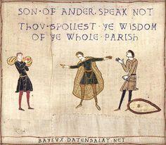 Medieval Sherlock this makes me crack up