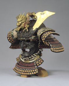 Samurai by mr. Kabuto Samurai, Ronin Samurai, Samurai Helmet, Samurai Warrior, Japanese Mask, Japanese Warrior, Japanese Sword, Ancient Armor, Medieval Armor