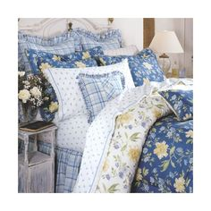 Emilie Comforter Set by Laura Ashley