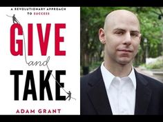 Adam Grant - Give and Take | London Real - YouTube