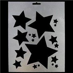 snowflake stencils hobby lobby