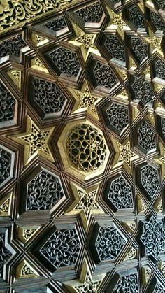 Aydınoğlu Mehmet Bey Camii mihrabı, Birgi Ödemiş İzmir