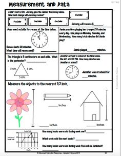 Nwea Math Practice Worksheets Pin On Tpt Math Resources Math Practice Worksheets, Free Printable Math Worksheets, Teacher Worksheets, Math Resources, Math Activities, Free Printables, Map Math, Reading Practice, Math Test