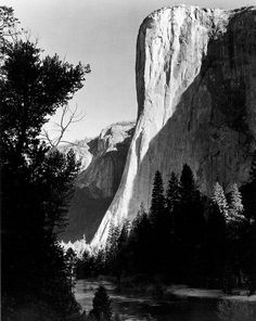 yosemite / ansel adams