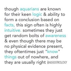 Your source for all things Aquarius. January - February Who gives to all a helping hand, But bows his head to no command— And higher laws doth understand? Aquarius Traits, Aquarius Love, Aquarius Quotes, Aquarius Woman, Age Of Aquarius, Capricorn And Aquarius, Zodiac Signs Aquarius, My Zodiac Sign, Aquarius Personality
