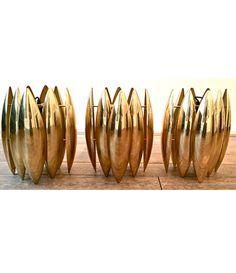 Trio Of Kastor Pendant Lights