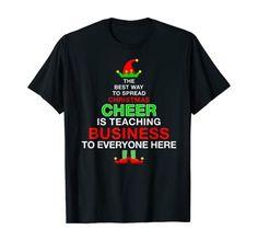 Funny Christmas Pajamas T-shirt For Business Teacher - #pajamas #piyama #bajutidur #sleepwear #piyamamurah #bajutidurmurah #pajamasmurah #daster #piyamadewasa #pyjamas #dastermurah #piyamakatun #jualpiyama #fashion #pajamaset #piyamalucu #piyamaanak #jualbajutidur #christmas #christmastree #xmas #love #merrychristmas #christmasdecor #winter #christmastime #handmade #santa #natale #santaclaus #art #christmaslights #santa #christmas #santaclaus #christmastree #xmas #love #merrychristmas Christmas Pajamas, Christmas Elf, Christmas Shirts, Christmas Humor, Christmas Clothing, Math Teacher Shirts, Teacher Outfits, Cheer Shirts, Funny Shirts Women