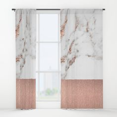 """Your drapes don't have to be so drab. Our awesome Window Curtains transform a neglected essential into an awesome statement piece. They're crafted with 100% lightweight polyester, and thick enough to block out some light. Position the curtain rod into the 4"""" pocket and you're good to go. All curtains are a single-sided print and measure 50"""" x 84"""". Available in single or double panel options. Machine wash cold (no bleach!) and tumble dry low."""